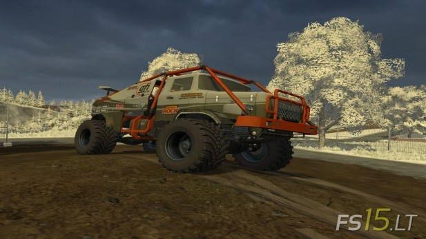 Race-Truck
