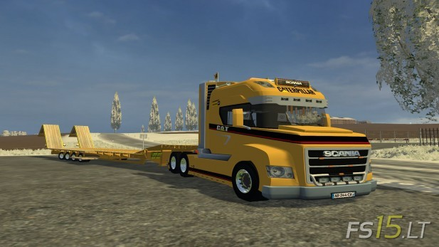 Scania-Stax