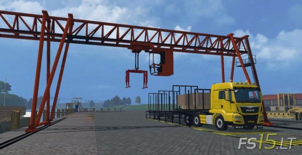Unloading-Crane-for-Wooden-Pallets