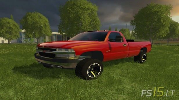 Chevy | FS15.LT - Farming Simulator 2015 (FS 15) mods - Part 2