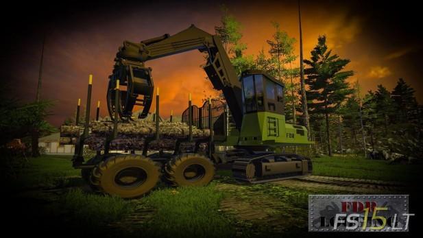 FDR-Logging---Swing-Forwarder
