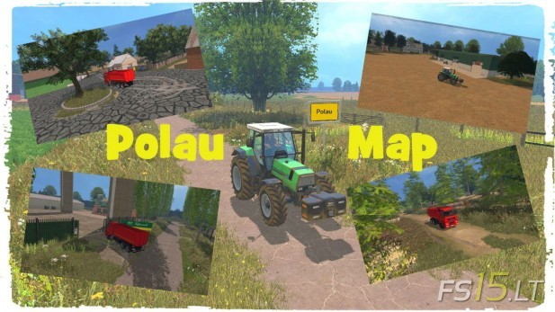 Polau-Map