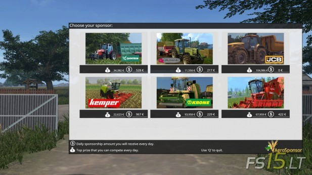 Agro-Sponsor