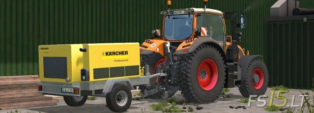 Kaercher-Portable-Pressure-Washer