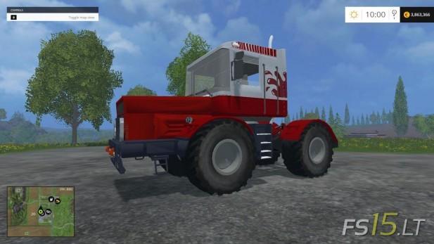 Kirovets-K-701