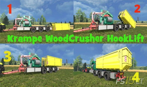 Krampe-Wood-Crusher