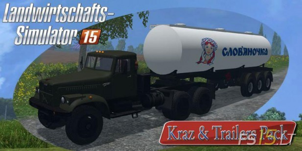 Kraz-and-Trailers-Pack-1