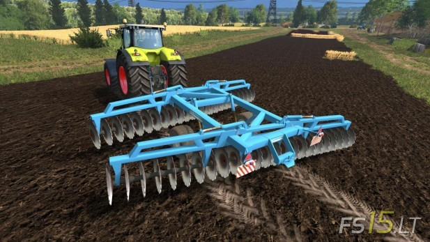 Lemken-Disc-Harrow-1