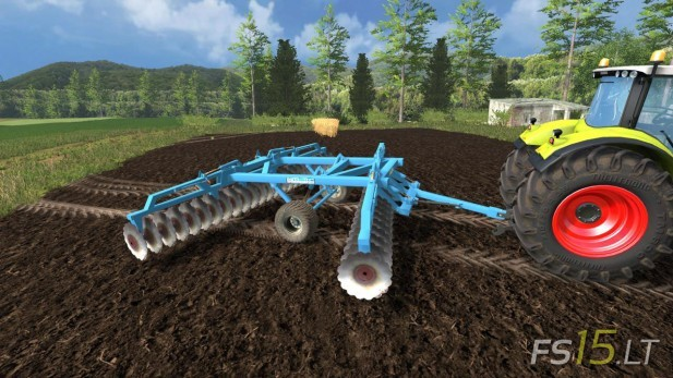 Lemken-Disc-Harrow-2