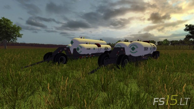 Double And Triple Anhydrous Tank Wagons V 1 0 Fs15 Mods
