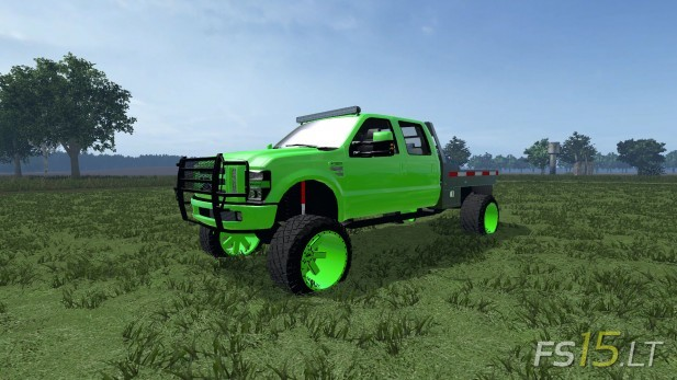 Ford-F350-1