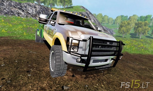 Ford-F350-Welding-Bed-1