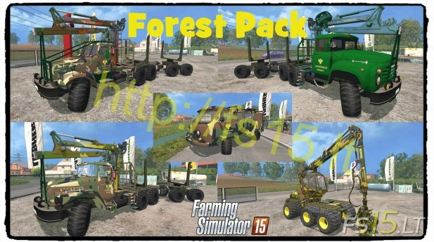 Forest-Pack