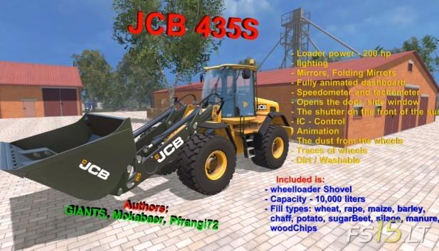 JCB-435S