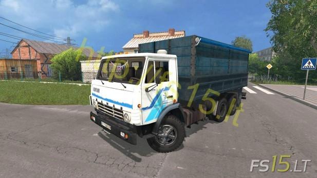 Kamaz-5320-1