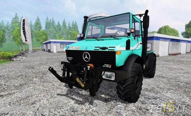 Mercedes-Benz-Unimog-U1600