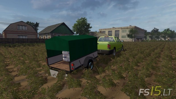 Multicar-Trailer