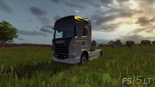 Scania-R560