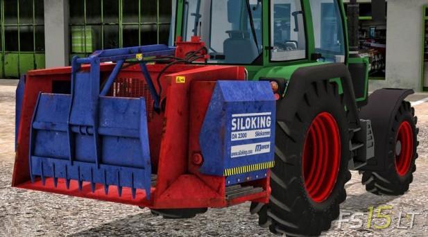 Siloking-DA2300