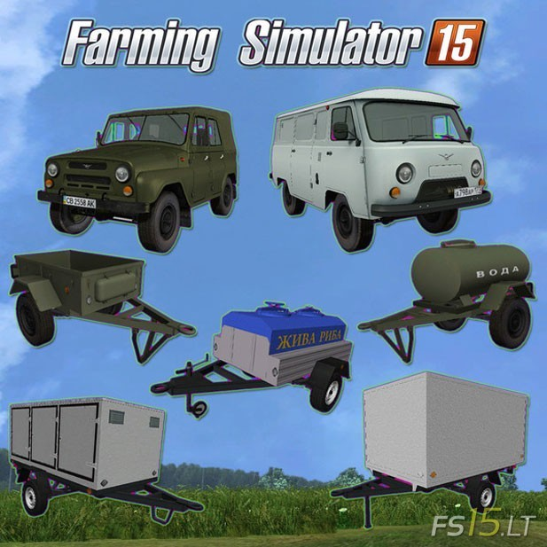 UAZ-and-Trailers-1
