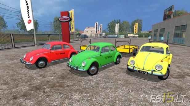 Volkswagen-Beetle-1966-1