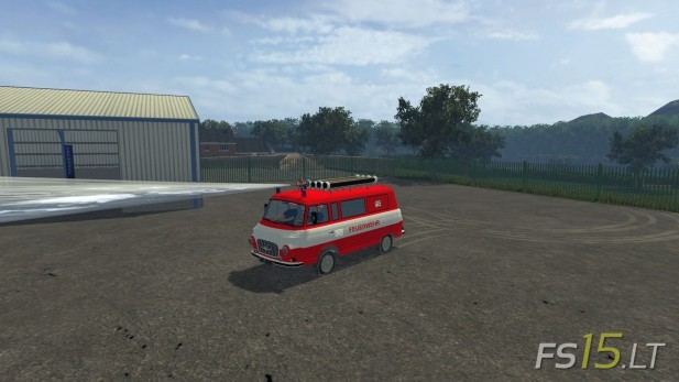 Barkas-B1000-Fire-Department