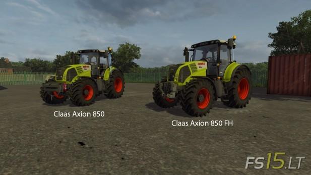 Claas-Axion-850