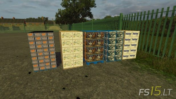 Agricultural-Products-Pallets