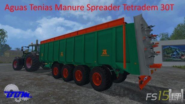 Aguas-Tenias-Manure-Spreader-Tetradem