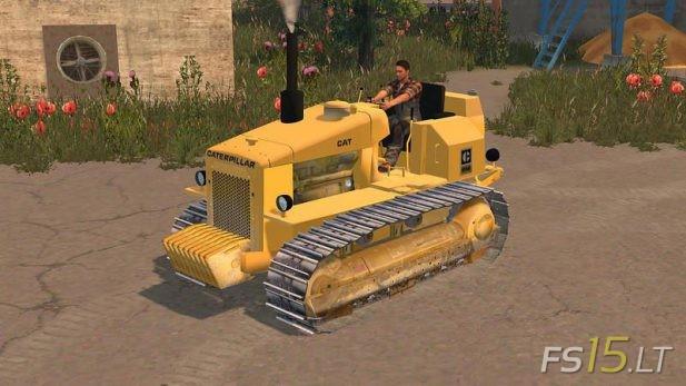 Caterpillar-D4E