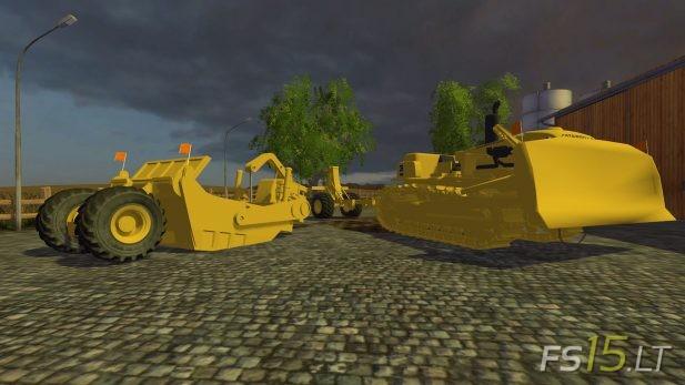 Caterpillar-D9G-1