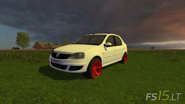 Dacia-Logan-Tuning-V8