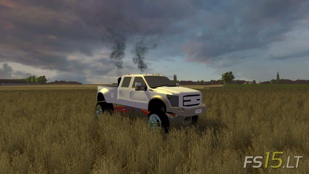 Ford-F450-Offroad