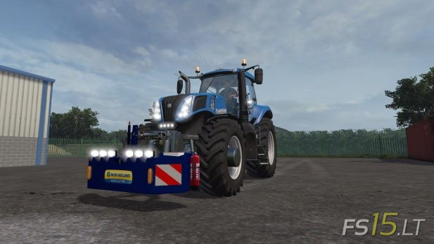 New-Holland-Weight