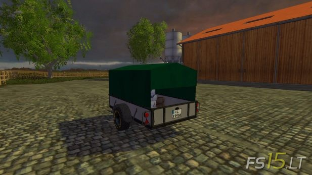 Small-Utilities-Trailer
