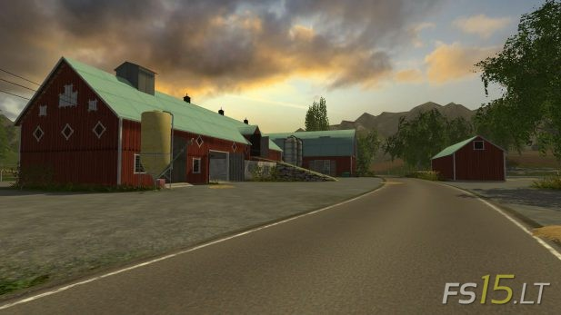 Iit FSLT Farming Simulator FS Mods - Norway map farming simulator 2015