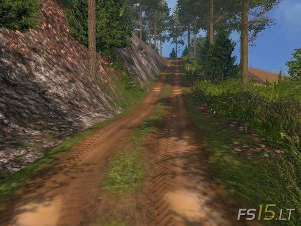 Wet-Dirt-Roads