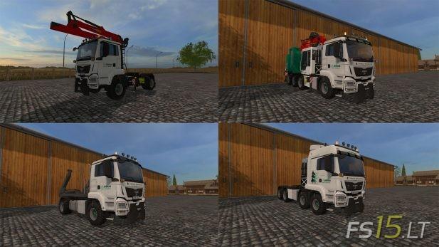 Trucks | FS15 LT - Farming Simulator 2015 (FS 15) mods