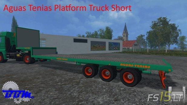 Aguas-Tenias-Platform-Truck-Short