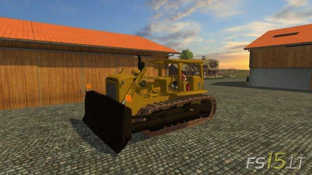 CAT-D9G