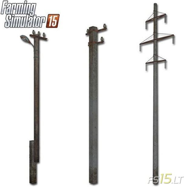 Electric-Poles