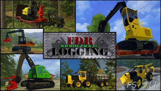 FDR-Logging-Pack-2