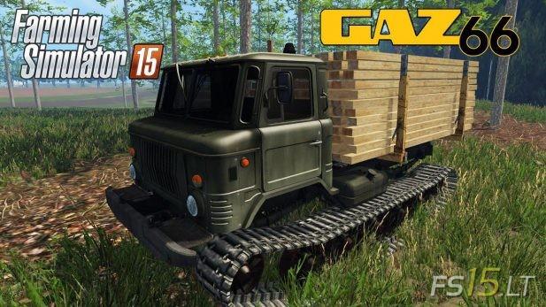 GAZ-66-Shishiga