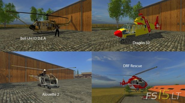 Helicopters-Pack-2