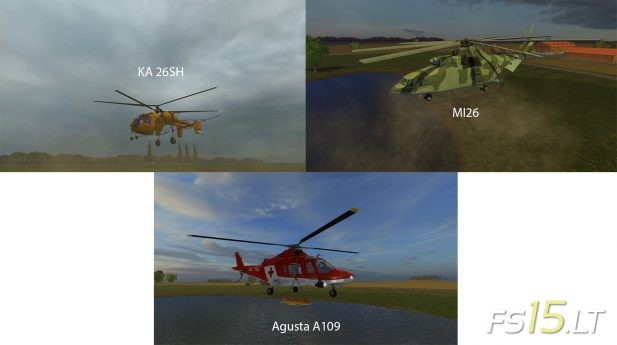 Helicopters-Pack-3