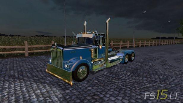Kenworth-W900