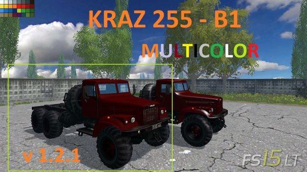 Kraz-255-B1