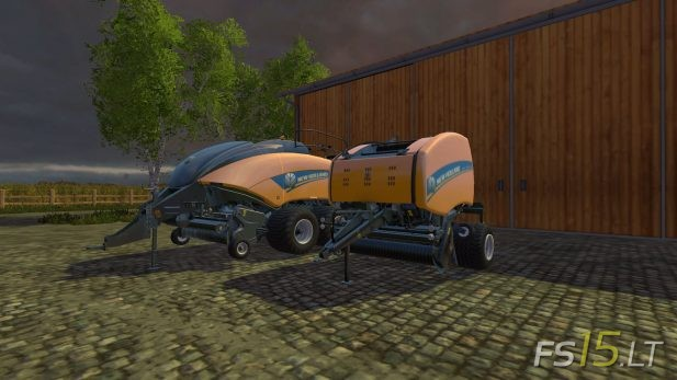 New-Holland-Balers