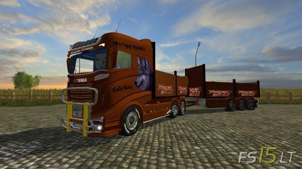 Scania-Flatbed-1
