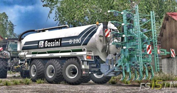Bossini-B200